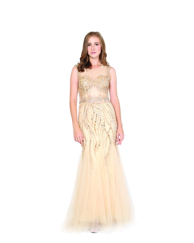 Gold Belle Mermaid