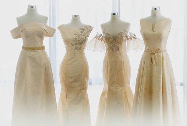 Kami Juga Menerima Pembuatan Gaun Dengan Design Sendiri