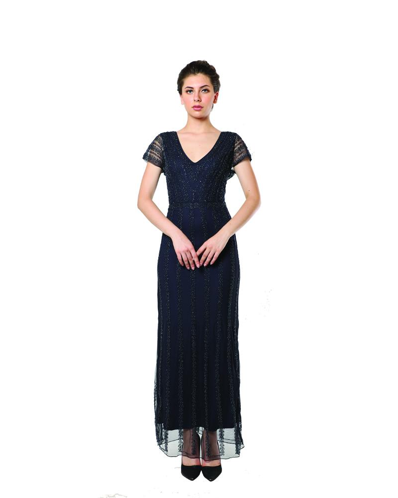 Navy Blue Roslin
