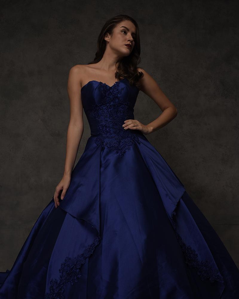 Royal Blue Melanie