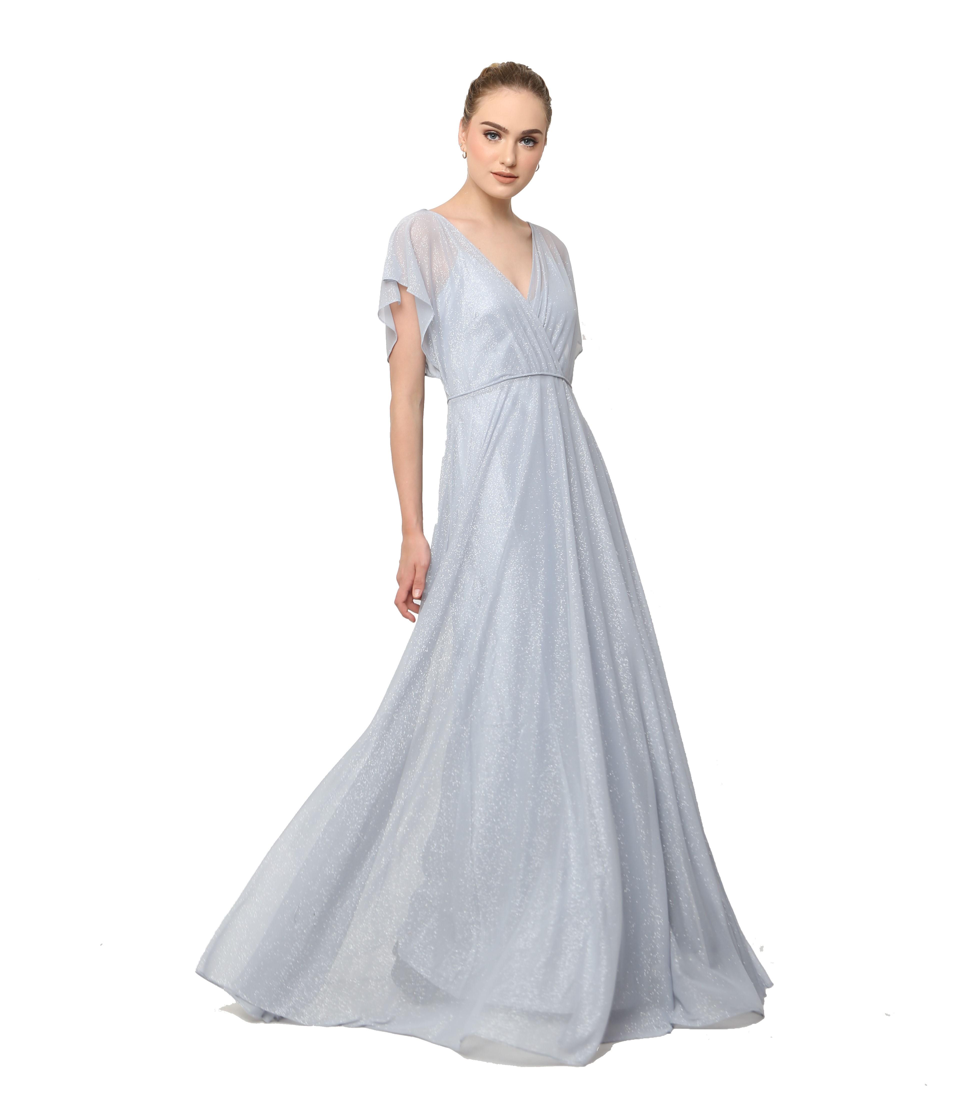Silver Ice Blue Daenerys Sleeve